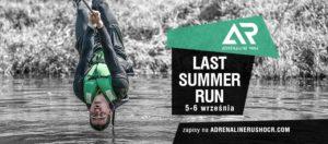 Adrenaline Rush OCR: LAST SUMMER RUN Radotki @ Osada Młynarz | Radotki | Mazowieckie | Polska