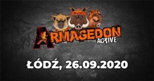 Armagedon Active Łódź 2020 @ Łódź   Łódź   Łódzkie   Polska