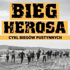 Bieg Herosa Pustynia Błędowska @ Pustynia Błędowska | małopolskie | Polska