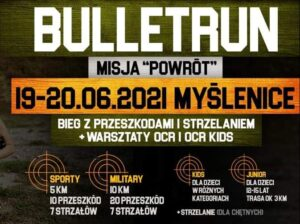 BulletRun Myślenice 2021 @ Myślenice | Myślenice | małopolskie | Polska