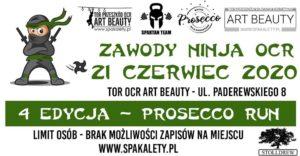 Ninja OCR Prosecco Run - Kalety @ Kalety | Kalety | Śląskie | Polska