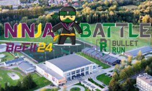 Ninja Battle Myślenice (brak daty) @ Hala Sportowa Myślenice   Myślenice   Małopolskie   Polska