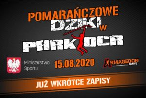 Pomarańczowe Dziki w Park OCR - Gucin @ Park OCR Gucin | Gucin | Łódzkie | Polska