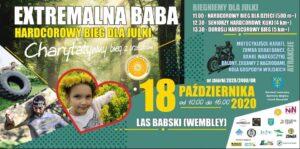 Extremalna Baba - Hardcorowy bieg dla Julki @ Las Babski | Baba | Kujawsko-Pomorskie | Polska