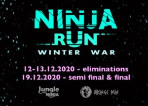 Ninja Run: Winter War (eliminacje) Płock @ Płock   Płock   Mazowieckie   Polska